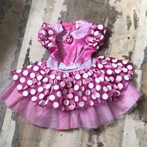 Disney Minnie Mouse dress up size 3T